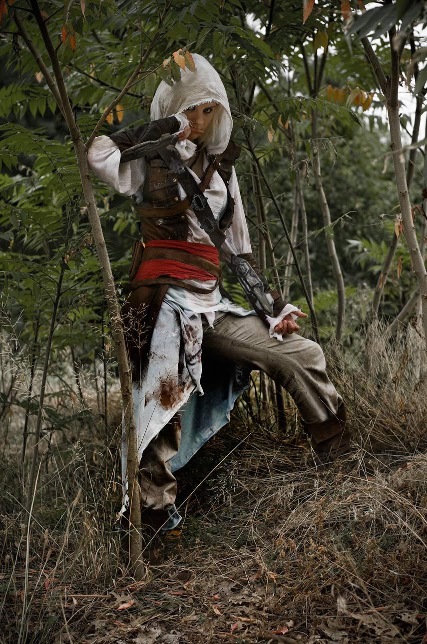 Assassin S Creed Black Flag Cosplay By Alexa Karii Geektyrant