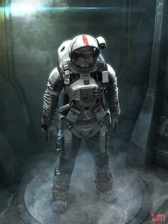 astronaut suit concept - photo #15
