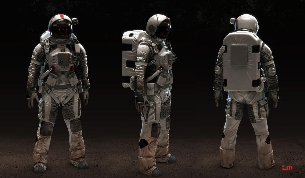 kerbal in space suit - photo #40