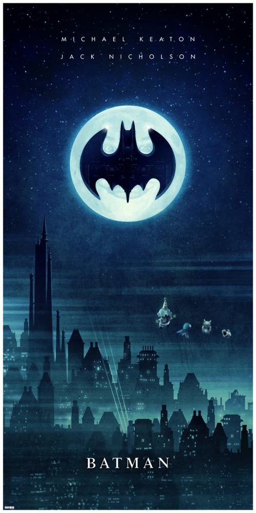 Batman - Magazine cover