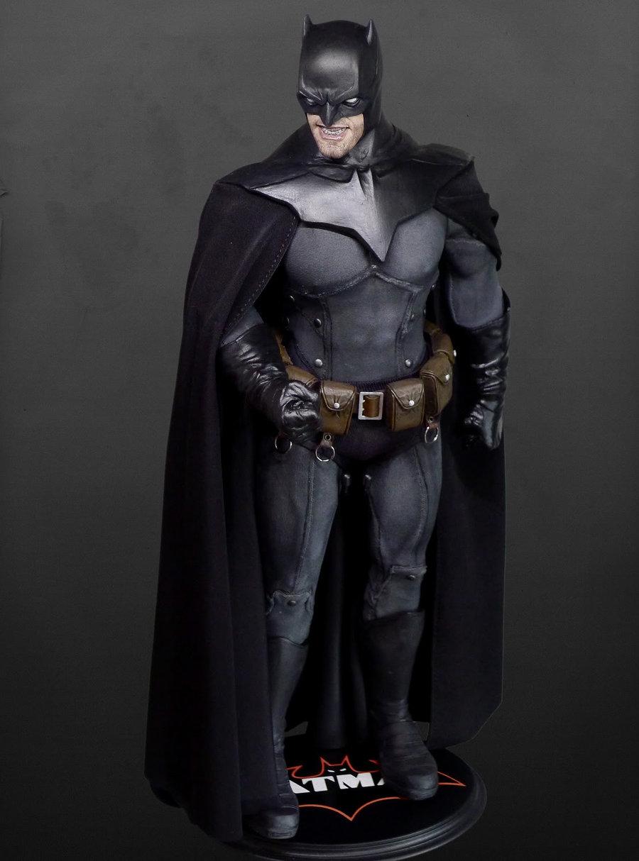 Batman Noel 1/6th scale figure by Rocco & BATMAN VS. SUPERMAN - Info on Batmanu0027s Costume and Batmobile ...
