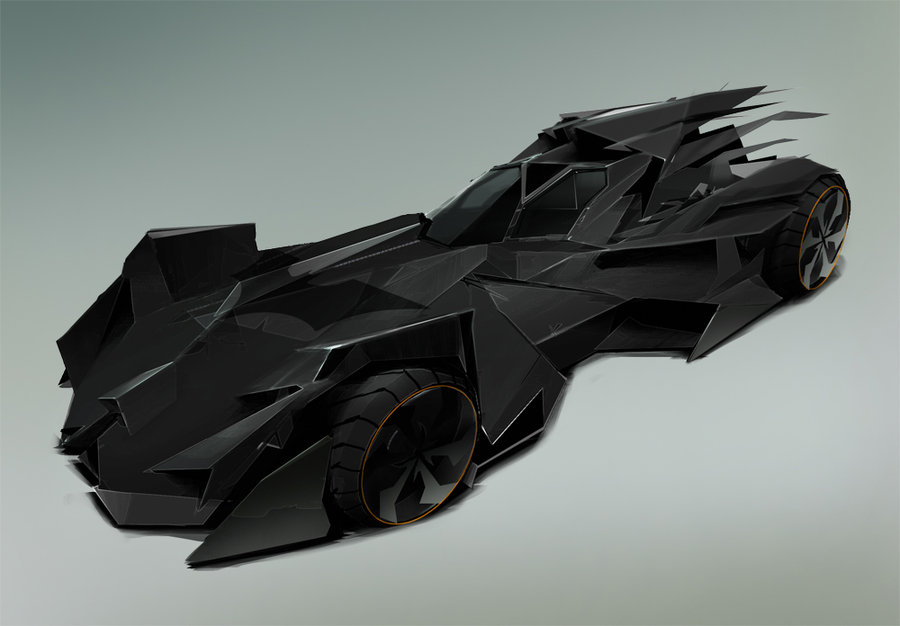 Info On Batman's Costume And Batmobile