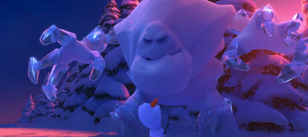 [Personnage] Elsa Disneys-frozen-clip-with-the-abominable-marshmallow