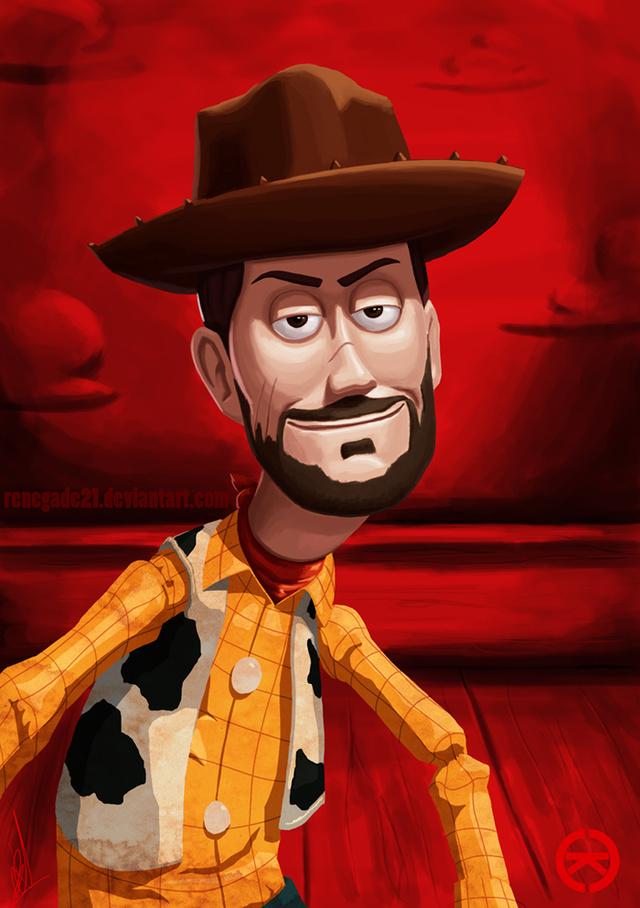 Woody Toy Story Games : Pixar characters as popular video game — geektyrant