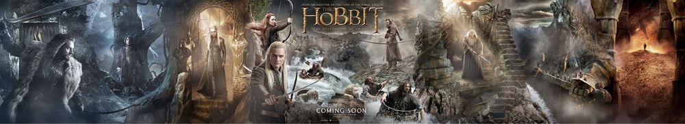 Another Epic Banner for THE HOBBIT: THE DESOLATION OF ...