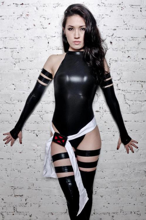 Kris Lee  is Psylocke