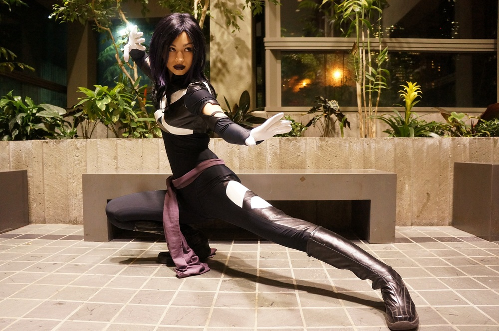 Style Chameleon  is Psylocke | Photo by:  Eurobeat Kasumi Photography