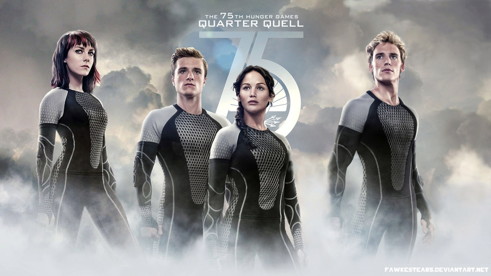 THE HUNGER GAMES: CATCHING FIRE - More Clips with New Characters