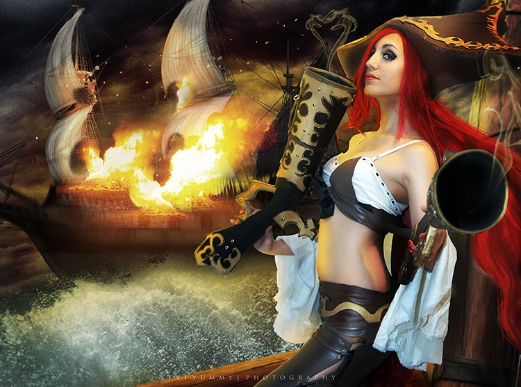 Glory is Miss Fortune | Photo by:    Sevi Yummy