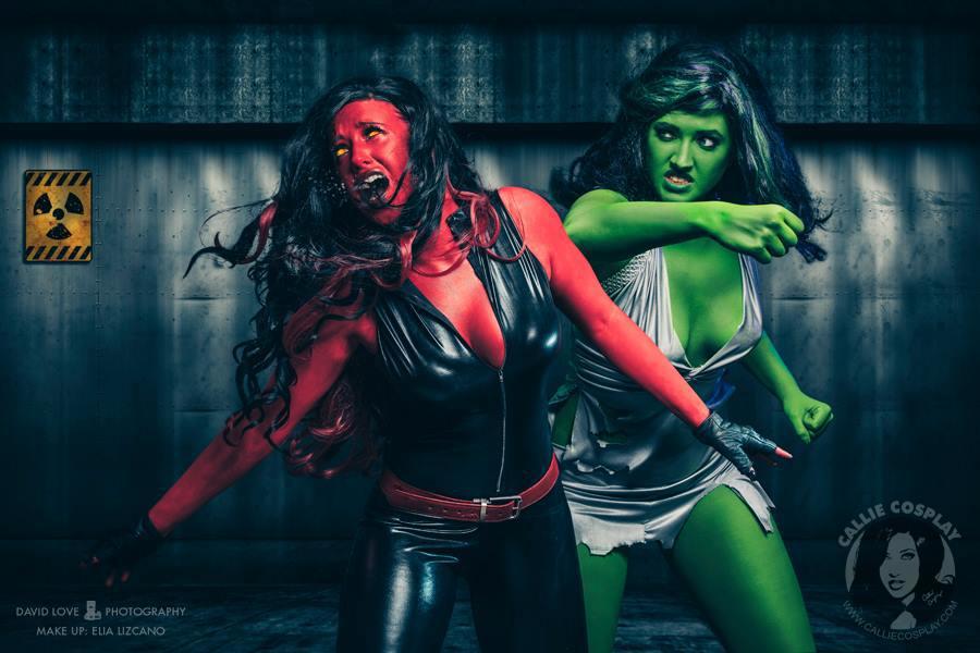 she hulk live wallpaper