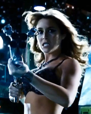Radical Fake Trailer for MACHETE KILLS AGAIN... IN SPACE ...