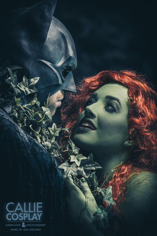 Homepage Full Post Featured: POISON IVY Cosplay By Callie Cosplay