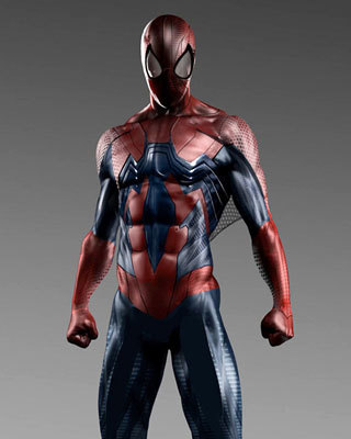 The amazing spider man 2 alternative suit designs geektyrant