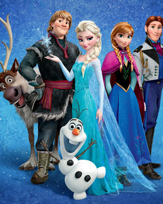 review disney�s frozen perfect for the whole family