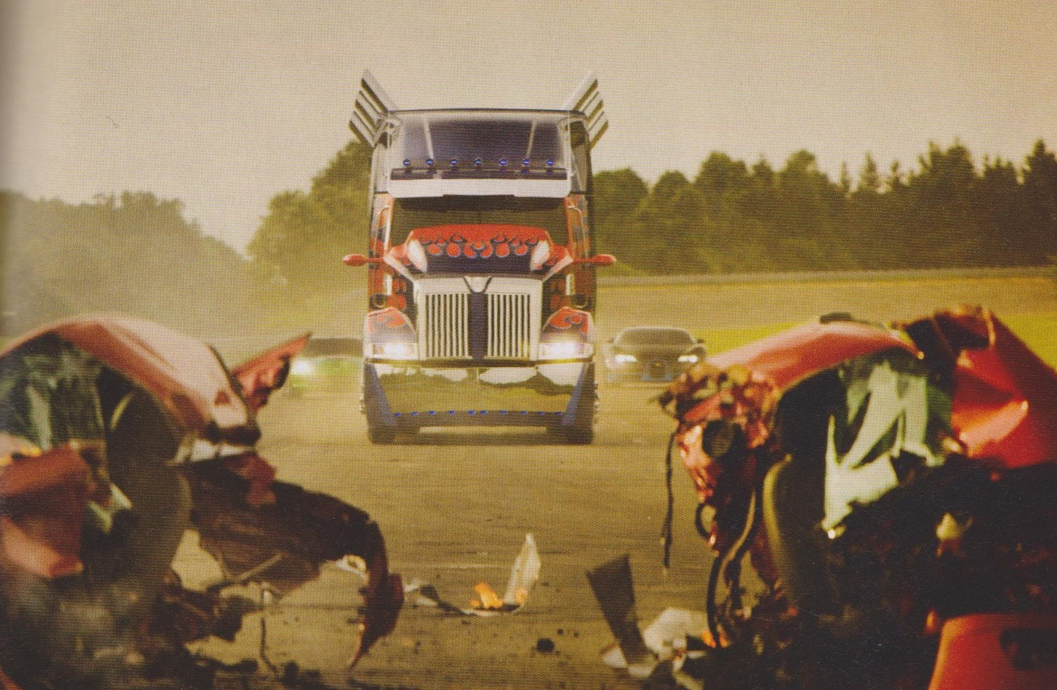 transformers 4 - new photos and story details — geektyrant