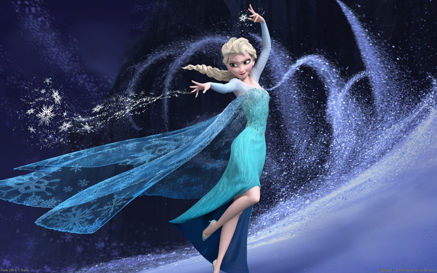"watch disney's frozen ""let it go"" musical sequence — geektyrant"
