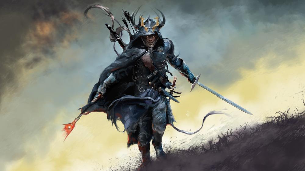 Abura-sumashi Assassin God