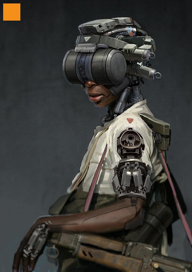 Child Soldier 2062