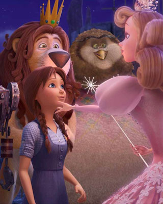 Trailer for the CG Animated Film LEGENDS OF OZ: DOROTHY'S