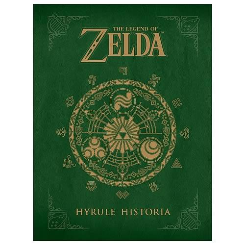 Legend of Zelda Hyrule Historia Hardcover