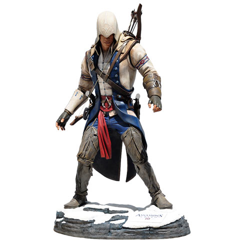 Assassin's Creed Connor Life Size Statue