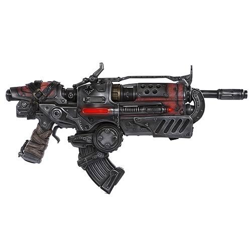 TriForce Gears of War 3 Hammerburst Replica