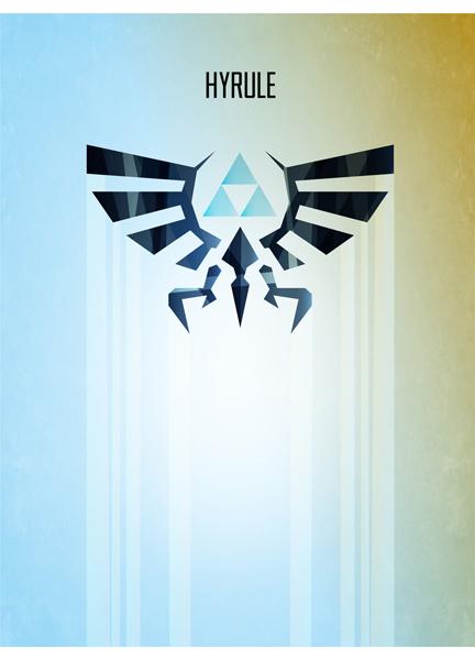 Legend of Zelda Hyrule Rising