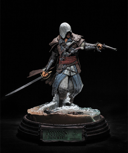Assassin's Creed Edward Kenway Statue