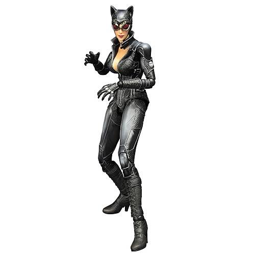Play Arts Kai Catwoman Figure