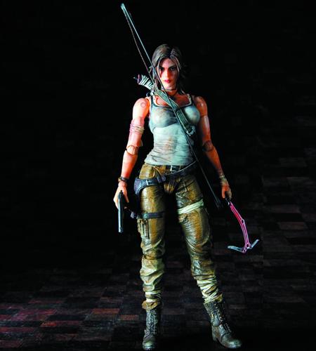 Play Arts Kai Tomb Raider Figure