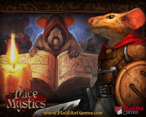 Plaid Hat Games Mice and Mystics