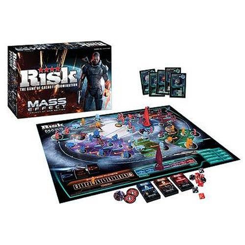 Mass Effect Galaxy at War Risk