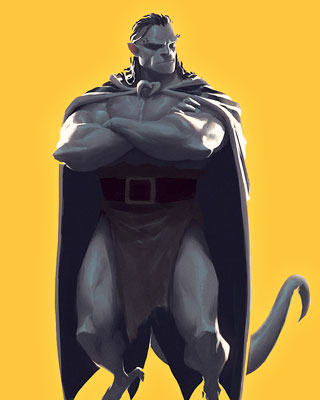 Cool Fan Art For Disney S Gargoyles Geektyrant