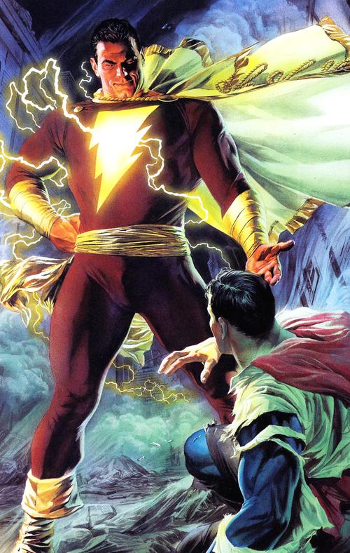 DC Universe - Magazine cover