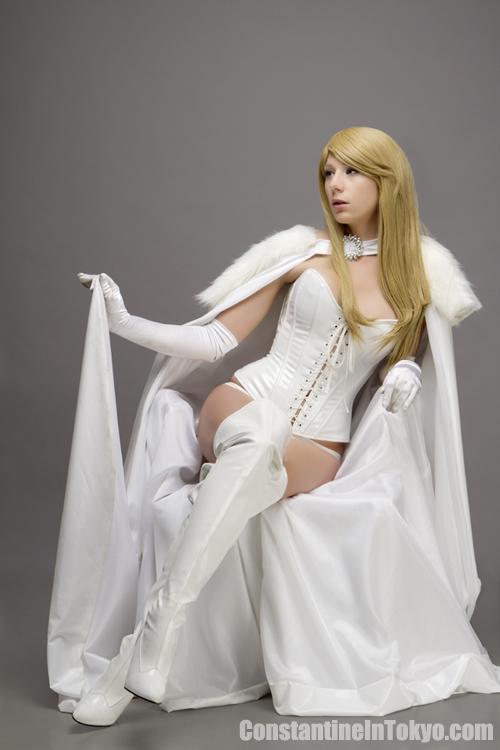 Constantine in Tokyo is White Queen | Photo by: Gustavo Ramirez
