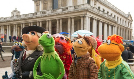 The sequel to the Muppets reboot will be released in March