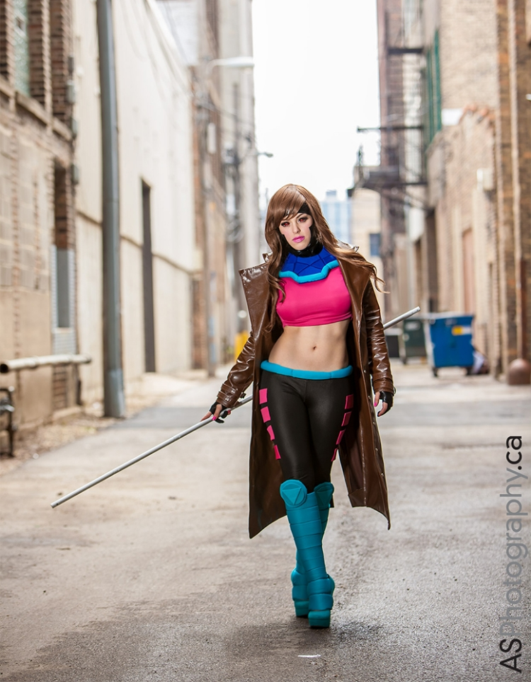 Nadya Sonika    is Gambit | Photos by:    ASPhotography.ca