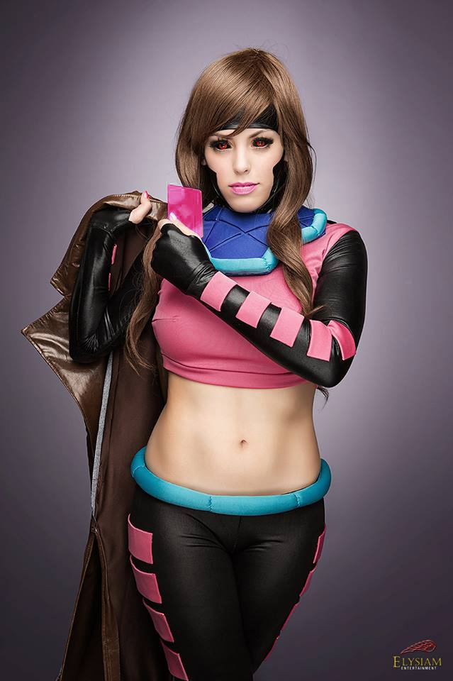 Nadya Sonika is Gambit | Photos by: Elysiam Entertainment