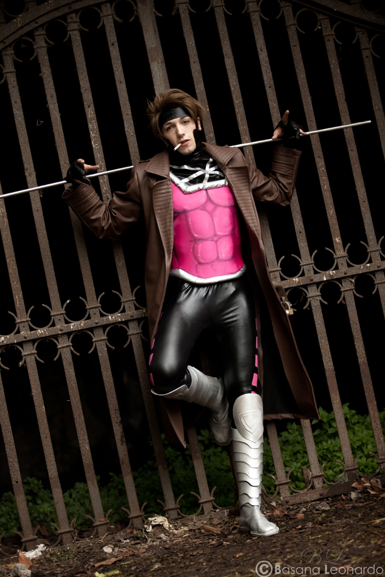 The Luke Jester is Gambit | Photo by: Leox 90