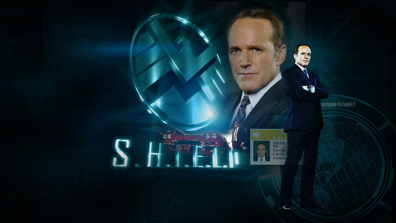 Phil Coulson Played By Clark Gregg