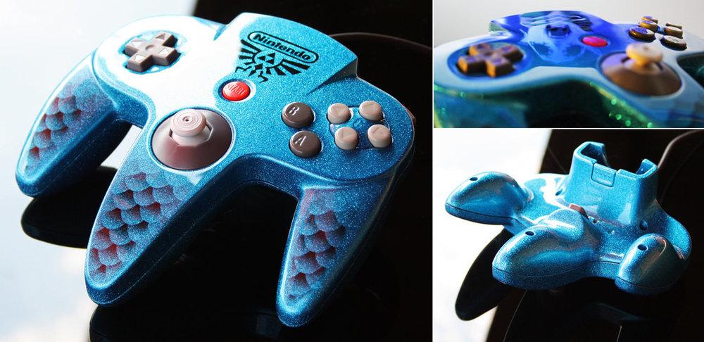 custom_zora_blue_flake_n64_controller_by_zoki64-d6dgs8i.jpg