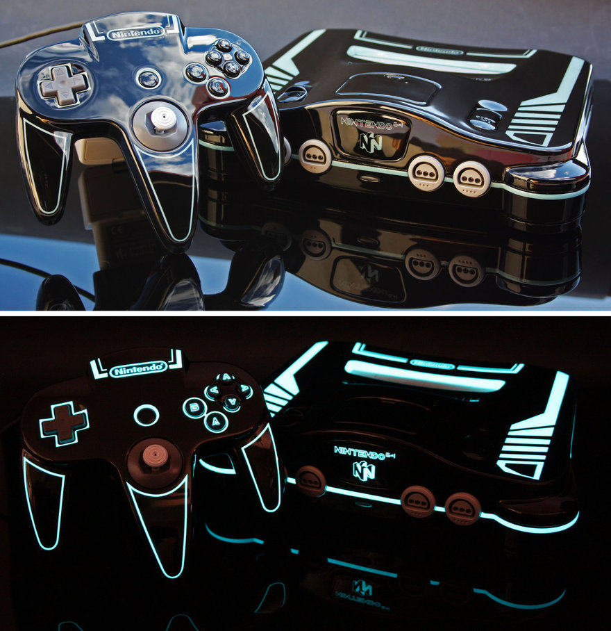 custon_tron_legacy_themed_n64__by_zoki64-d6n2f7a.jpg
