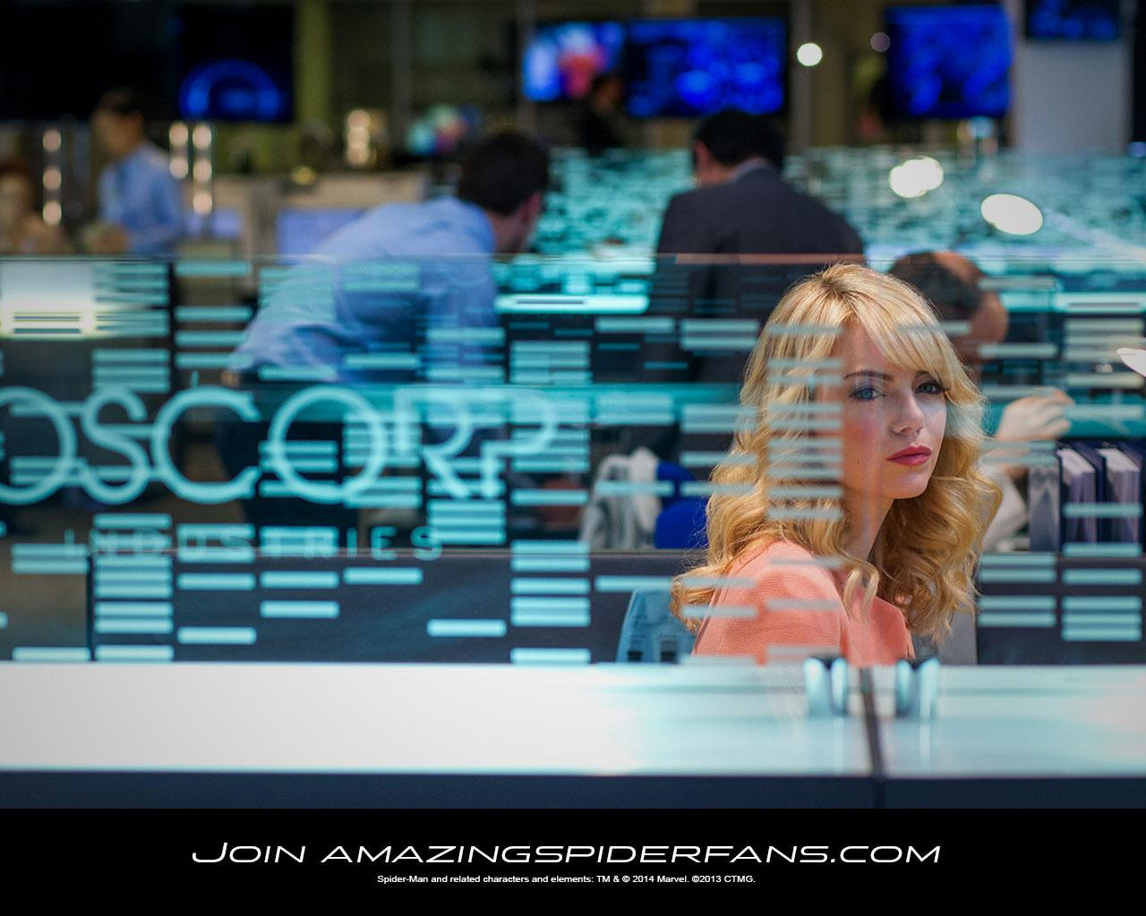 Hr The Amazing Spider Man 2 40 This Latest Photo From Features