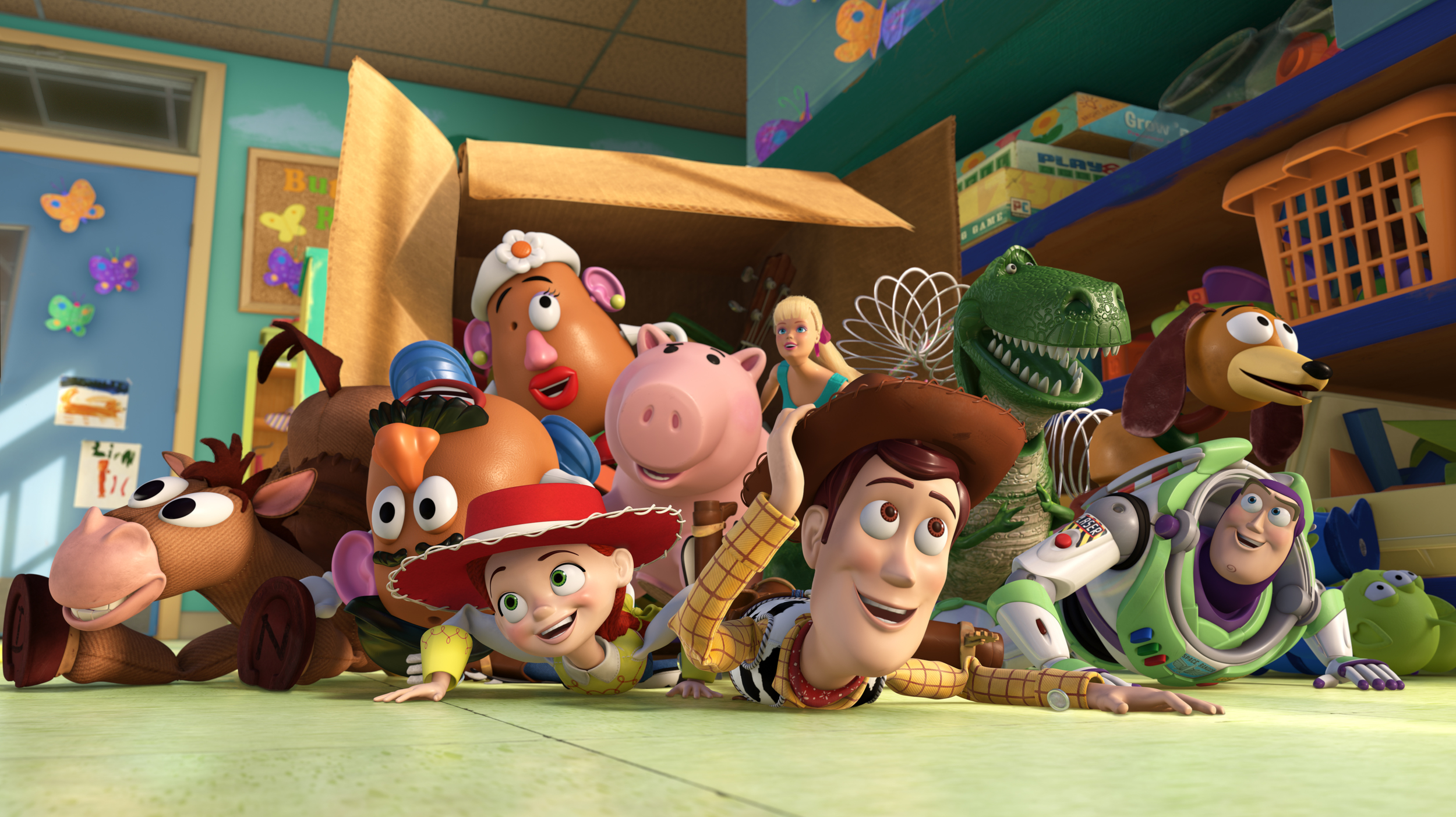 abc has announced that pixar is developing a holiday special called toy story that time forgot the news comes from variety which says that the special - Toy Story Christmas Special