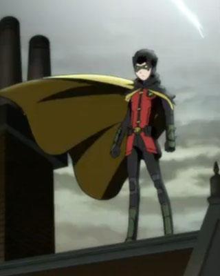 Trailer for DC Animation's SON OF BATMAN — GeekTyrant