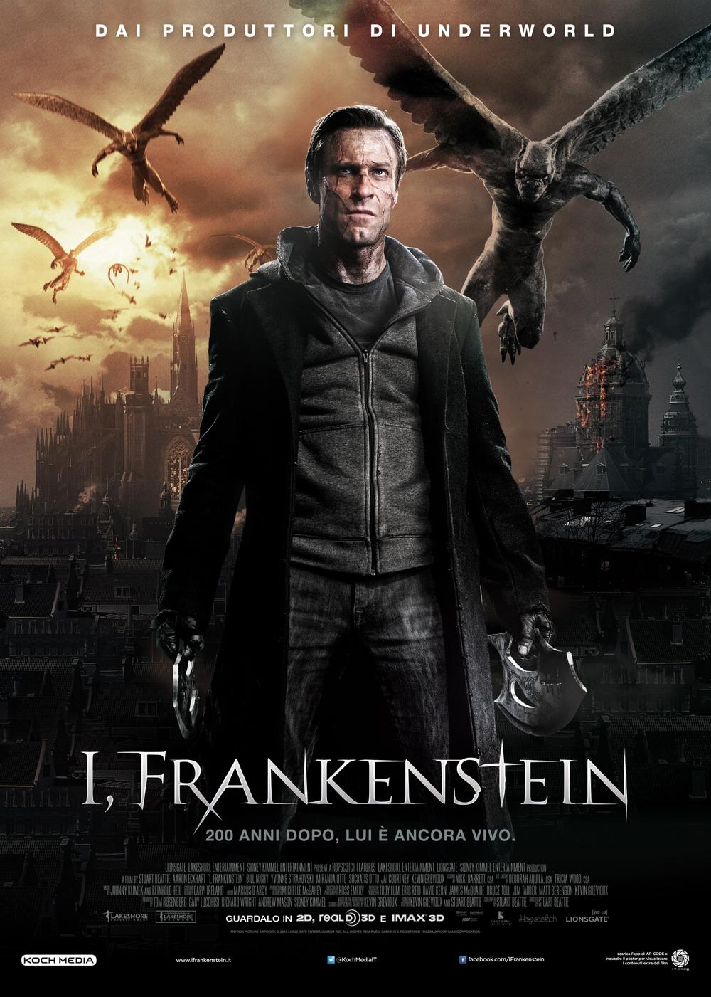 Frankenstein Film