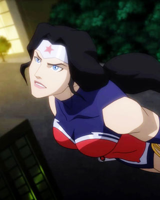 Wonder Woman - Justice League War by lilalaune4 on DeviantArt |Wonder Woman Justice League War