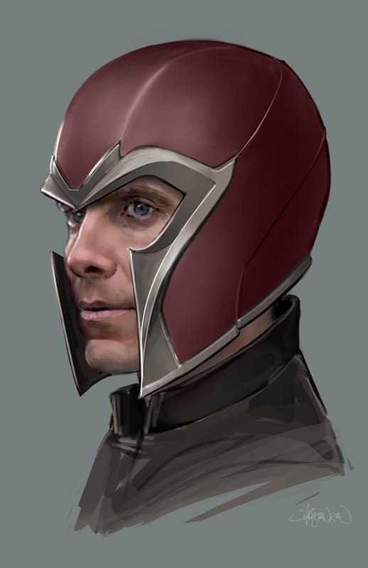 magneto helmet days of future past - photo #10