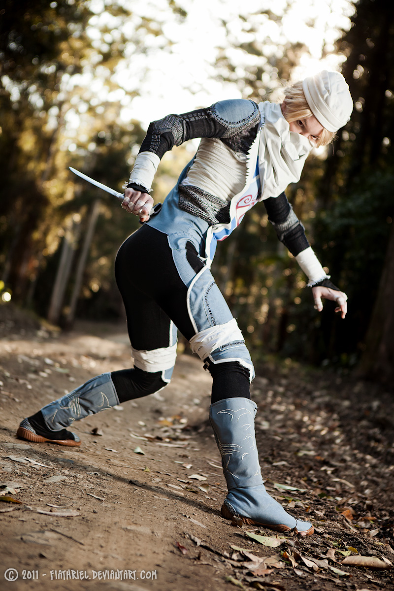 Mishelly88 is Zelda (Sheik) | Photo by: Fiathriel
