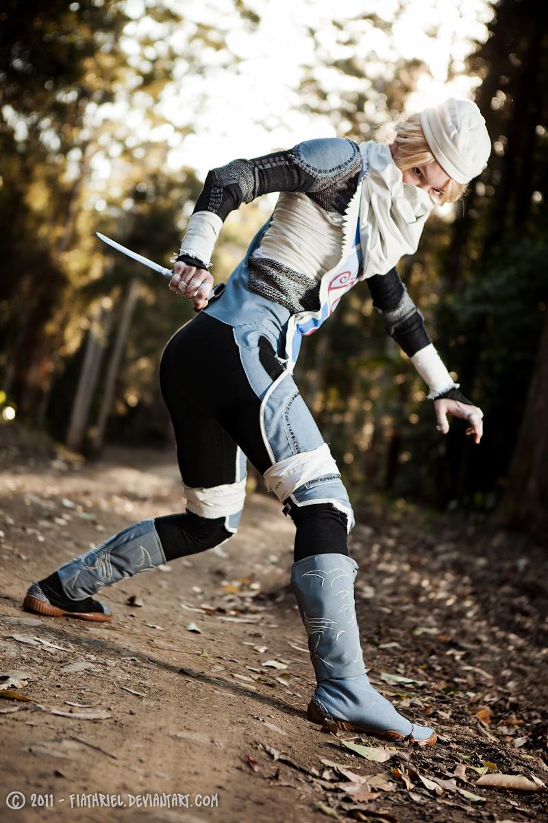 Mishelly88 is Zelda (Sheik) | Photo by: Fiathriel